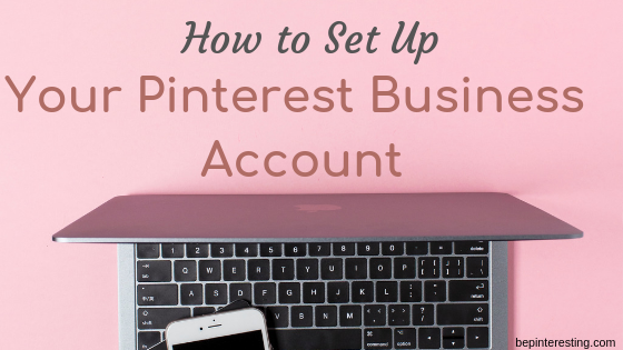 How to set up your Pinterest account for business