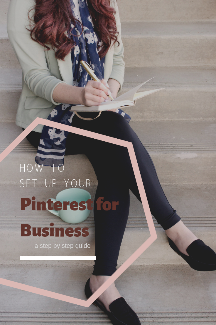 How to set up your Pinterest account for businesses