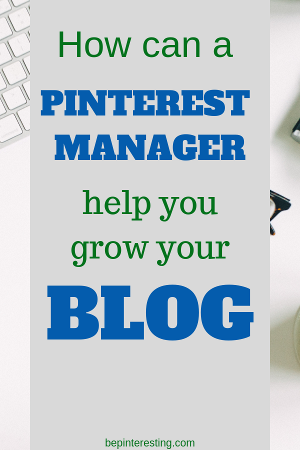 hire pinterest manager blog