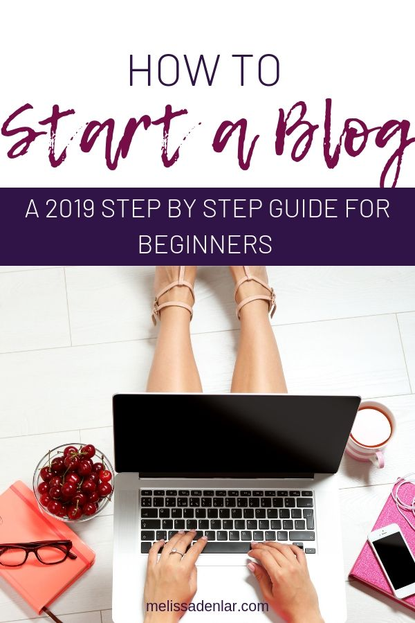 A complete step by step guide for beginners on how to start a blog and start making money!  If you have always dreamed of starting a mom blog or a lifestyle blog but wasnt sure how to get started, this beginners guide is just for you. Learn my simple tips on starting a blog today and get your new blog set up the right way.